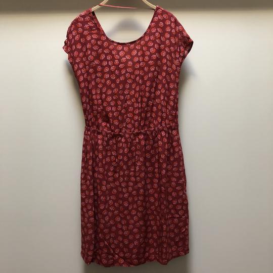 Robe fleuri rouge femme - See U Soon - T3 - Photo 0