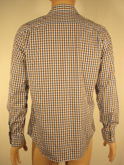 Chemise Sur Gap M Label Bleu Taille Emmaüs Marron Blanc Homme 7r0FUwq7