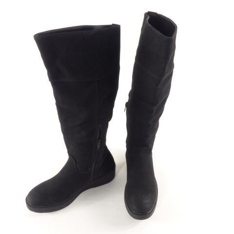 bottes femme talon plat chaussea