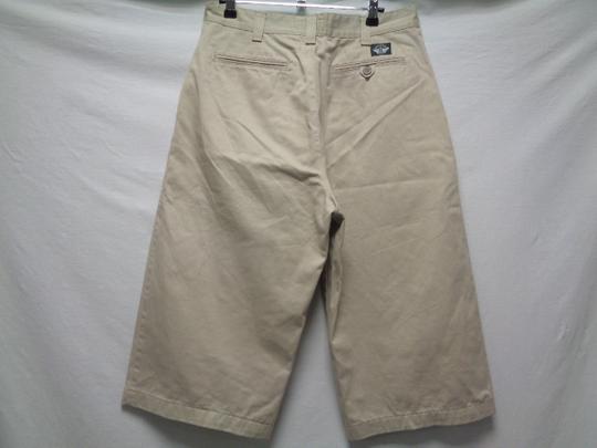 a73098288f ... Bermuda en coton couleur blanc cassé - Dockers - taille 38 - Photo 4 ...