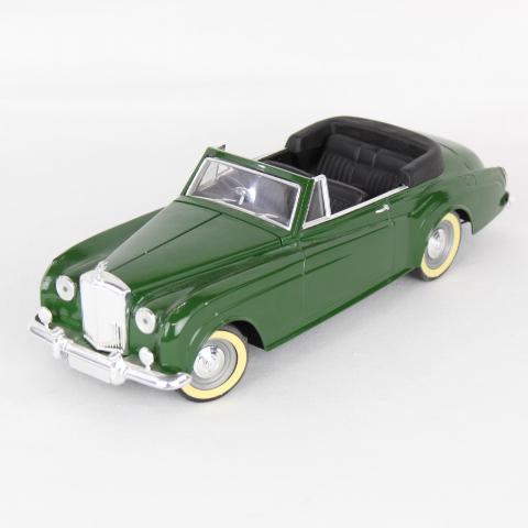 Modèle réduit collection Solido, cabriolet Bentley. - Photo 0