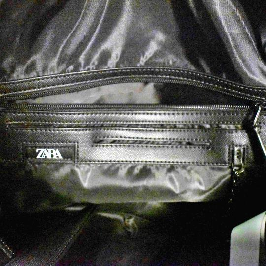 Sac de voyage à main - Zara - Photo 2