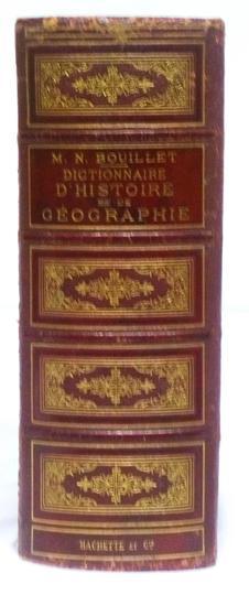 M N Bouillet Dictionnaire D Histoire Et De Geographie Label Emmaus
