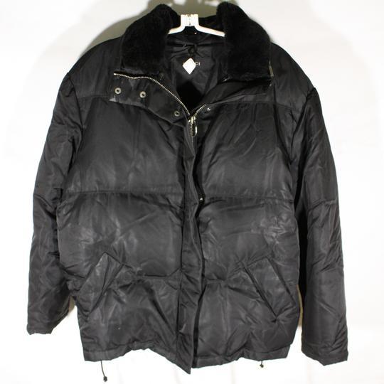 Doudoune femme noire Gucci taille 42 sur Label Emmaüs, boutique en ... ac1923dc4d6