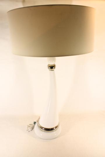Lampe Blanche Cades d interieur sur Label Emmaüs, boutique en ligne ... cf5f26b6629