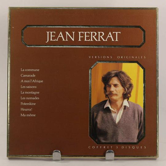 Coffret Jean Ferrat - Photo 0