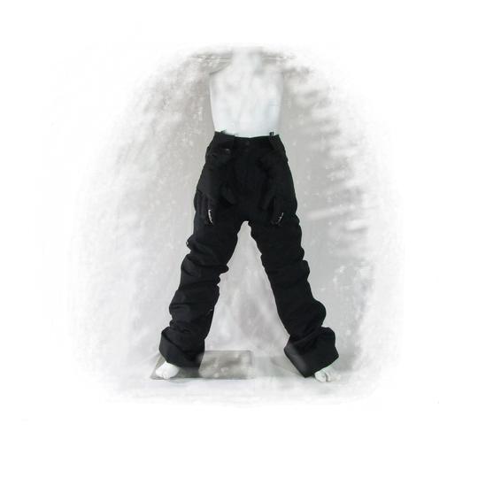 Pantalon de ski noir taille 8 9 ans WED ZE de chez décathlon avec ... df06916a260
