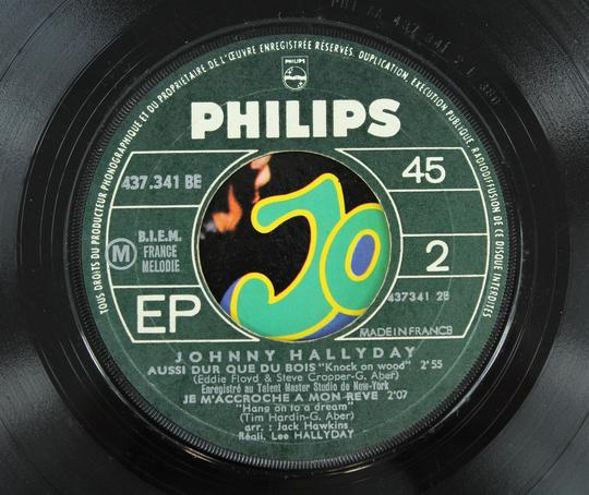 Johnny Hallyday ‎– Amour D'Ete (Philips / France, 1967). - Photo 5