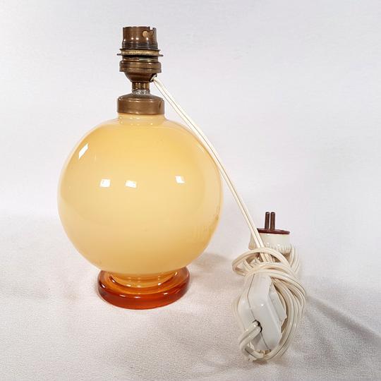 Jaune Lampe Art Lampe Vintage Art Vintage Lampe Déco Déco Jaune wvm0Oy8nN