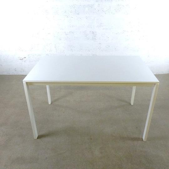 Table 4 Pieds Ikea En Bois 125x75x75cm Blanc