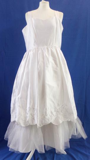 Robe De Mariée - 46 - sur Label Emmaüs, boutique en ligne solidaire 7ba66e48d51