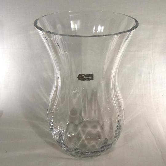 Vase Cristal Sign Daum Sur Label Emmas Boutique En Ligne Solidaire