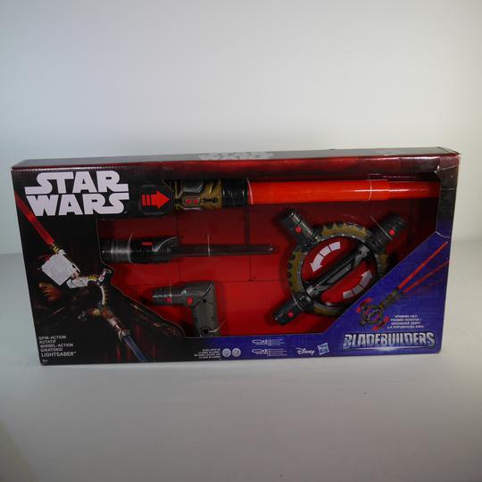 Coffret Sabre Laser Star Wars Sur Label Emmaüs Boutique En Ligne