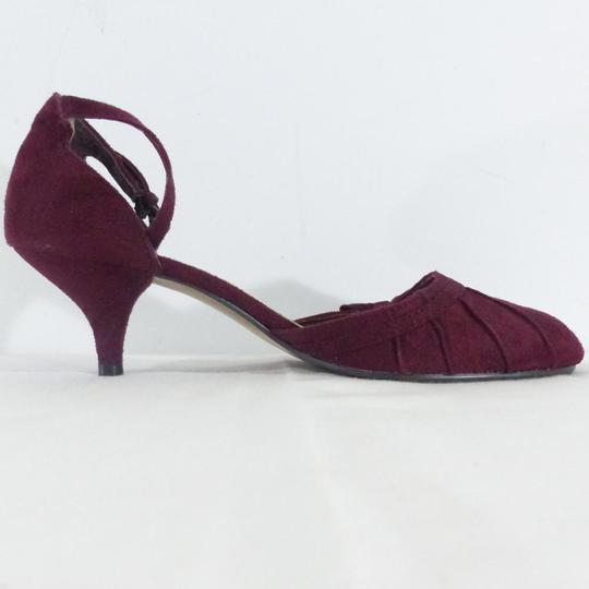 Femme Comme Bordeaux Neuf À Rouge Sandales Azurelle Pour Escarpins 7y6gfYb