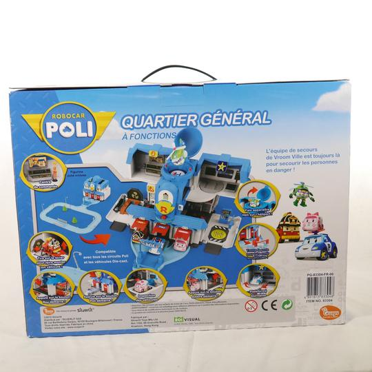 Quartier général  Robocar Poli - Photo 2