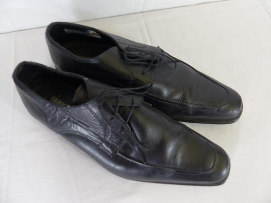 ee546bd5db3cd7 Jules Chaussures à lacets noires T 42 occasion très bon état - Photo 0 ...