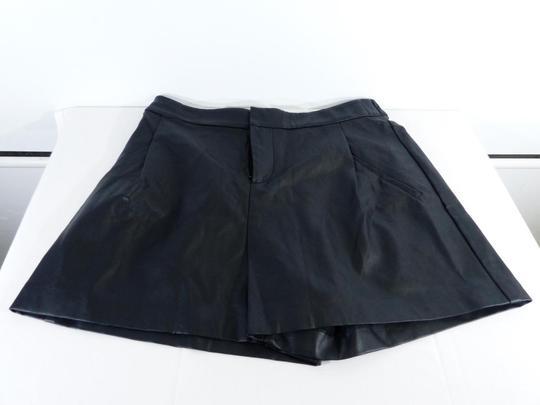 Short femme sexy Tissaia simili cuir noir neuf T 38 sur Label Emmaüs ... ccd32941c93