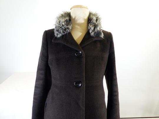 22bad5171 Manteau CAROLL en Cashmere et Laine T44 pour femme