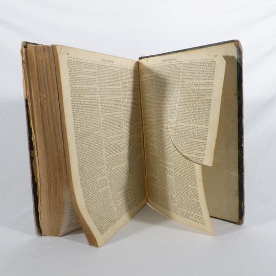 Livre Ancien Tome 1 Journal Pour Tous 1855 1856