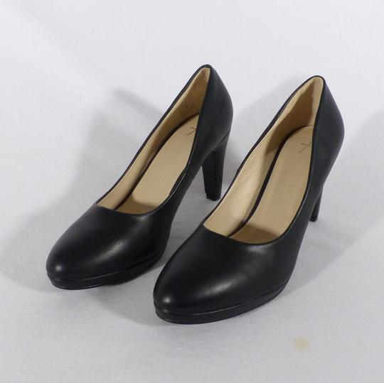 26308873656b3 Jolie paire d escarpins noirs P. 39 Talons 8 cm sur Label Emmaüs ...