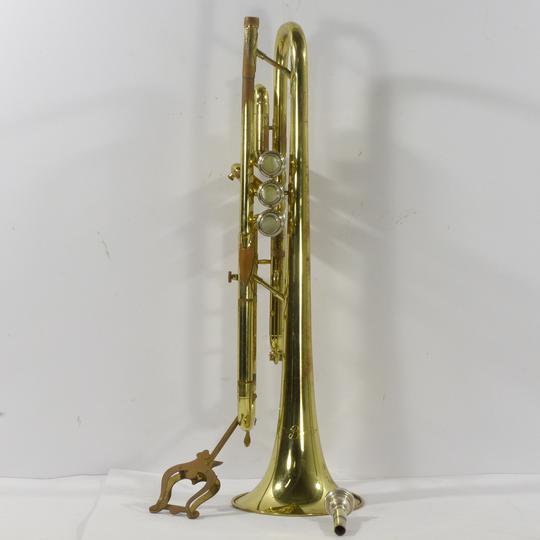 la vente de chaussures nouveaux styles comment acheter Ancienne trompette Paul Beuscher vintage fabriqué en RDA