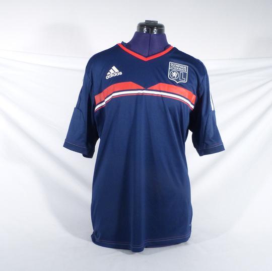 4d2ea396ec0 T-shirt Adidas Olympique Lyonnais Taille M sur Label Emmaüs ...