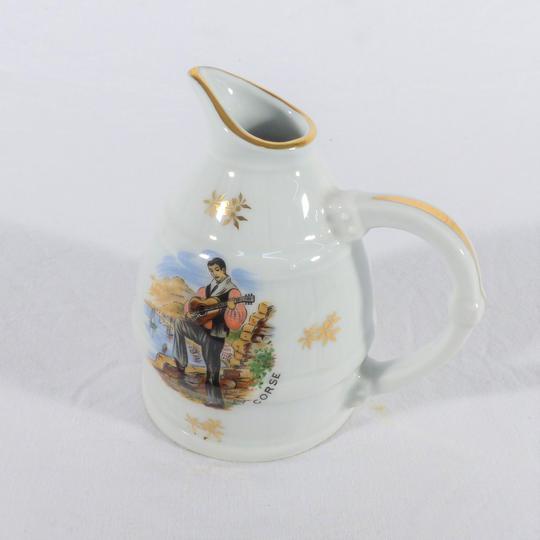 be40610b22b5 Pichet porcelaine de luxe Corse sur Label Emmaüs, boutique en ligne ...