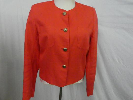 Veste LIN Rouge SCARPA Taille 36 - Photo 0