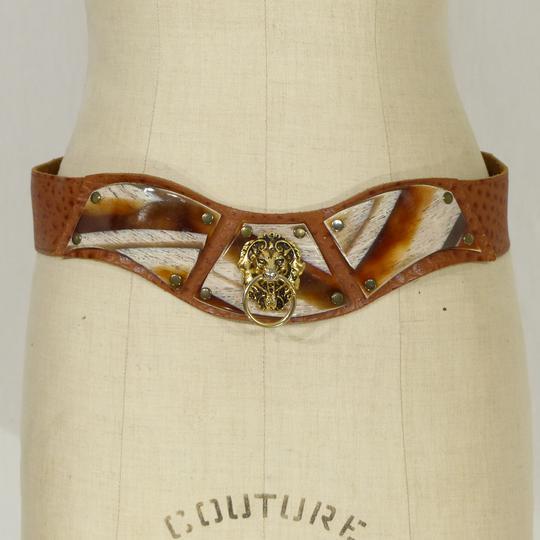 Ceinture marron - Longueur 85 cm sur Label Emmaüs, boutique en ligne ... b2a22f4e96d