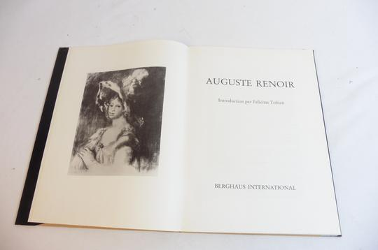 Livre Renoir Berhagus international par Felicitas Tobien 1981 - Photo 7