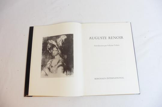 Livre Renoir Berhagus international par Felicitas Tobien 1981 - Photo 9