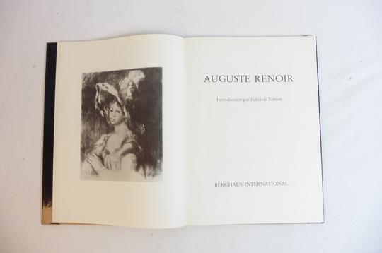 Livre Renoir Berhagus international par Felicitas Tobien 1981 - Photo 10