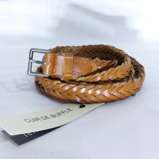 Ceinture cuir MONOPRIX - Taille 105 sur Label Emmaüs, boutique en ... 1163f77b6f9