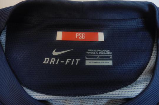 Maillot du PSG Ligue 1, 80 ans, signé par Ibrahimovic - Photo 9