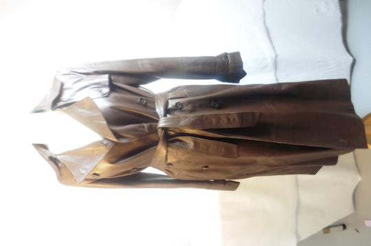 Manteau marron Gerard Darel taille 38 - Photo 5