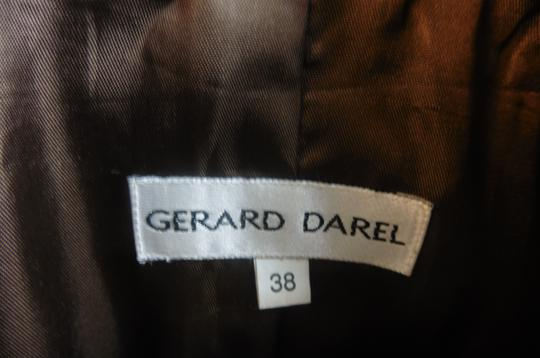 Manteau marron Gerard Darel taille 38 - Photo 2