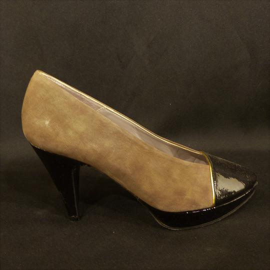 10c5aa6870258 Escarpins marron PACO GIL - Pointure 37 sur Label Emmaüs, boutique ...