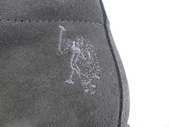 Chaussures grises U.S. POLO ASSN - Pointure 36. - Photo 4