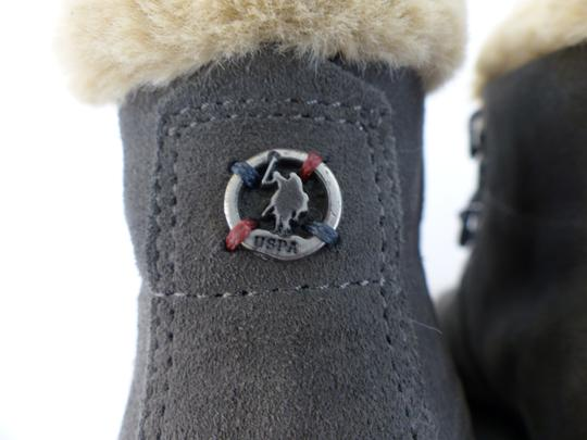 Chaussures grises U.S. POLO ASSN - Pointure 36. - Photo 3
