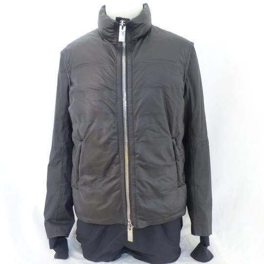 a917ec0ff5e66 Blouson ARMANI - Taille estimée 50 sur Label Emmaüs, boutique en ...