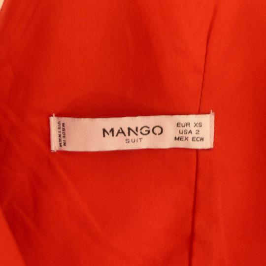 Robe rouge MANGO - Taille XS - Photo 3