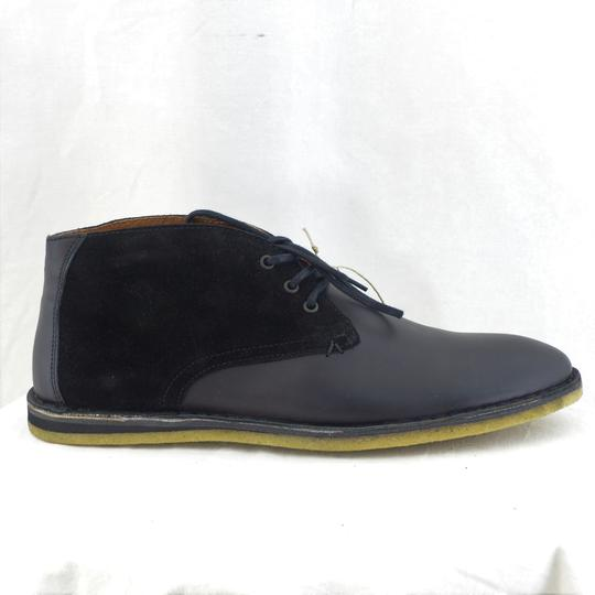 Boots noires  M. MOUSTACHE - Pointure 43 - Photo 0