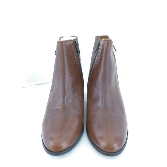 Bottines cuir marron JONAK - Pointure 36 - Photo 3