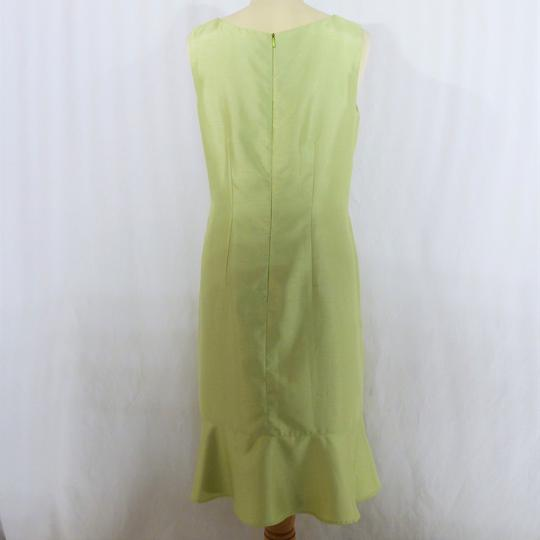 Robe verte ARMAND THIERY - Taille 40 - Photo 2