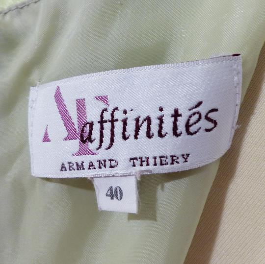 Robe verte ARMAND THIERY - Taille 40 - Photo 3