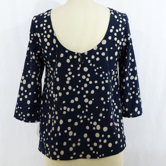 Blouse bleue ZARA COLLECTION - Taille S - Photo 2
