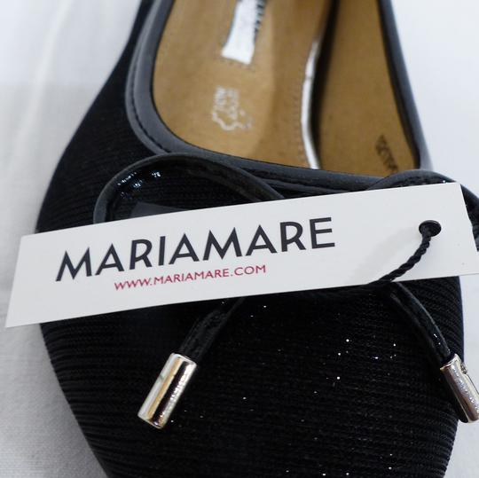 Ballerines MARIAMARE noires - Pointure 36 - Photo 3
