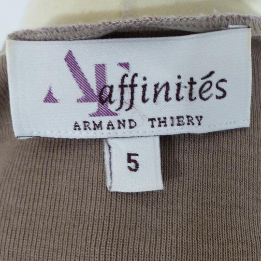 Haut ARMAND THIERY taupe - T5 - Photo 3