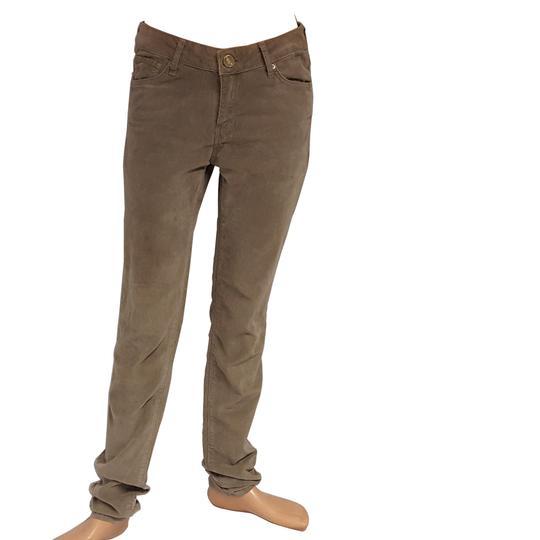 d3b2f02691e6 Pantalon Zara slim velours côtelé beige T 36 sur Label Emmaüs ...