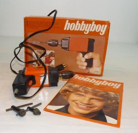 Perceuse Hobbyboy - Photo 0